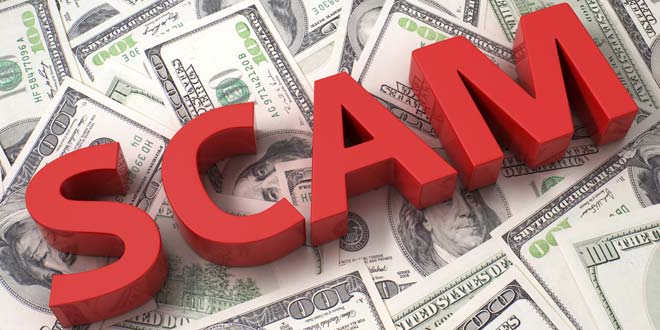 Tips to prevent one from being the next scam or fraud victim