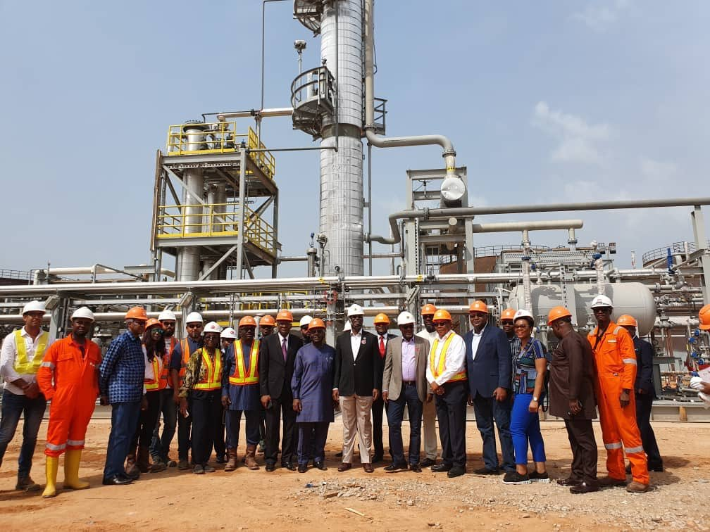Nigeria's Hopes for Energy Sufficiency Bolstered with Recently Inaugurated Local Refinery