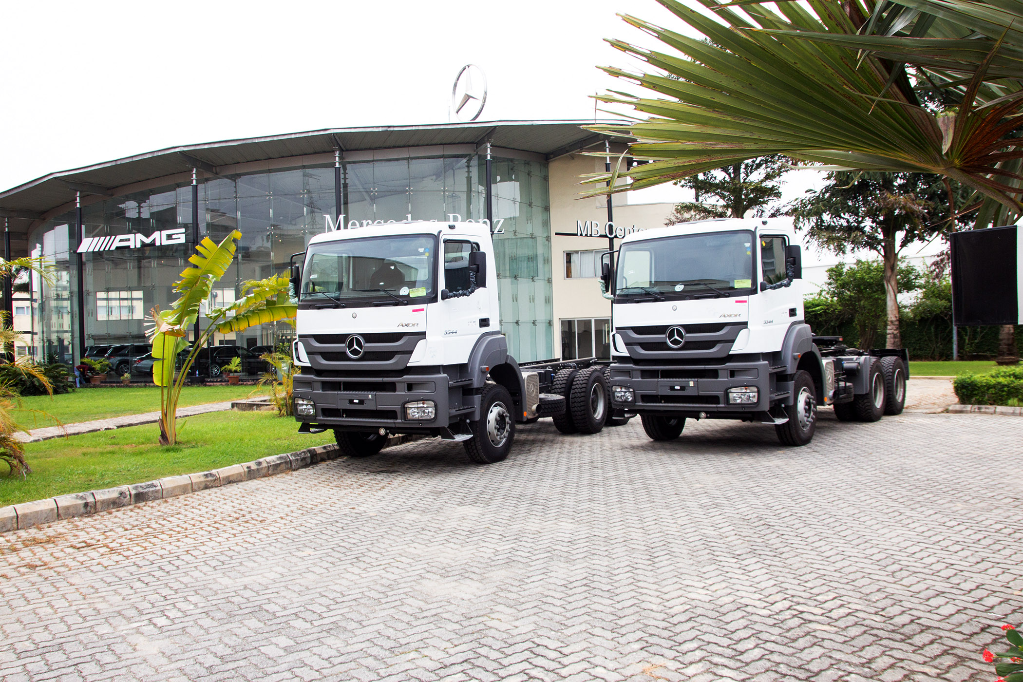 Weststar Increases Product Portfolio with Mercedes-Benz Axor