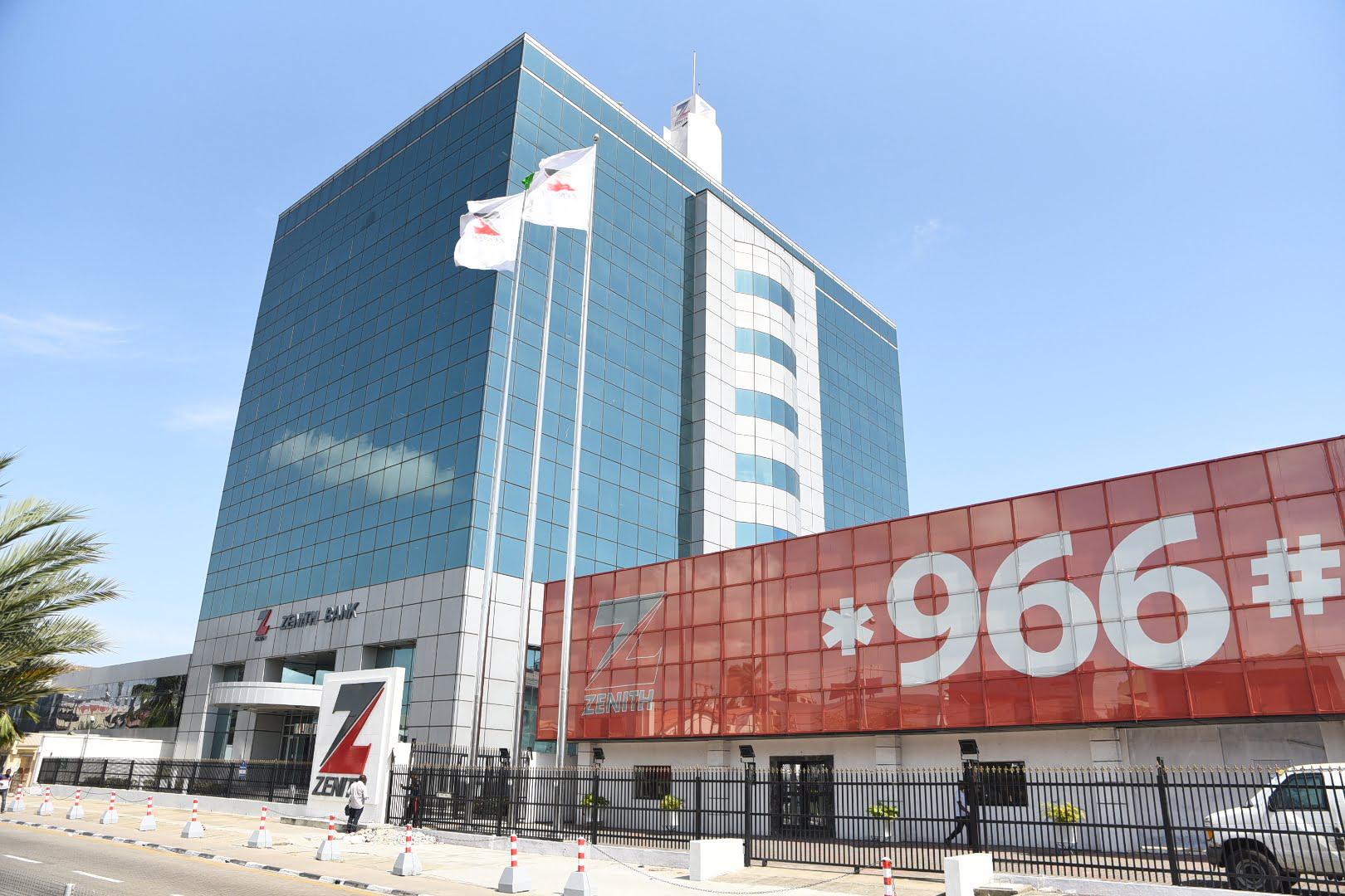 Zenith Bank Grew Revenue by 3.60%...N159bn PAT Generated Brandspurng1