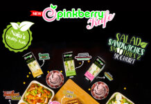 Pinkberry Introduces a New world of Healthy Treats with Newly Launched Kafé