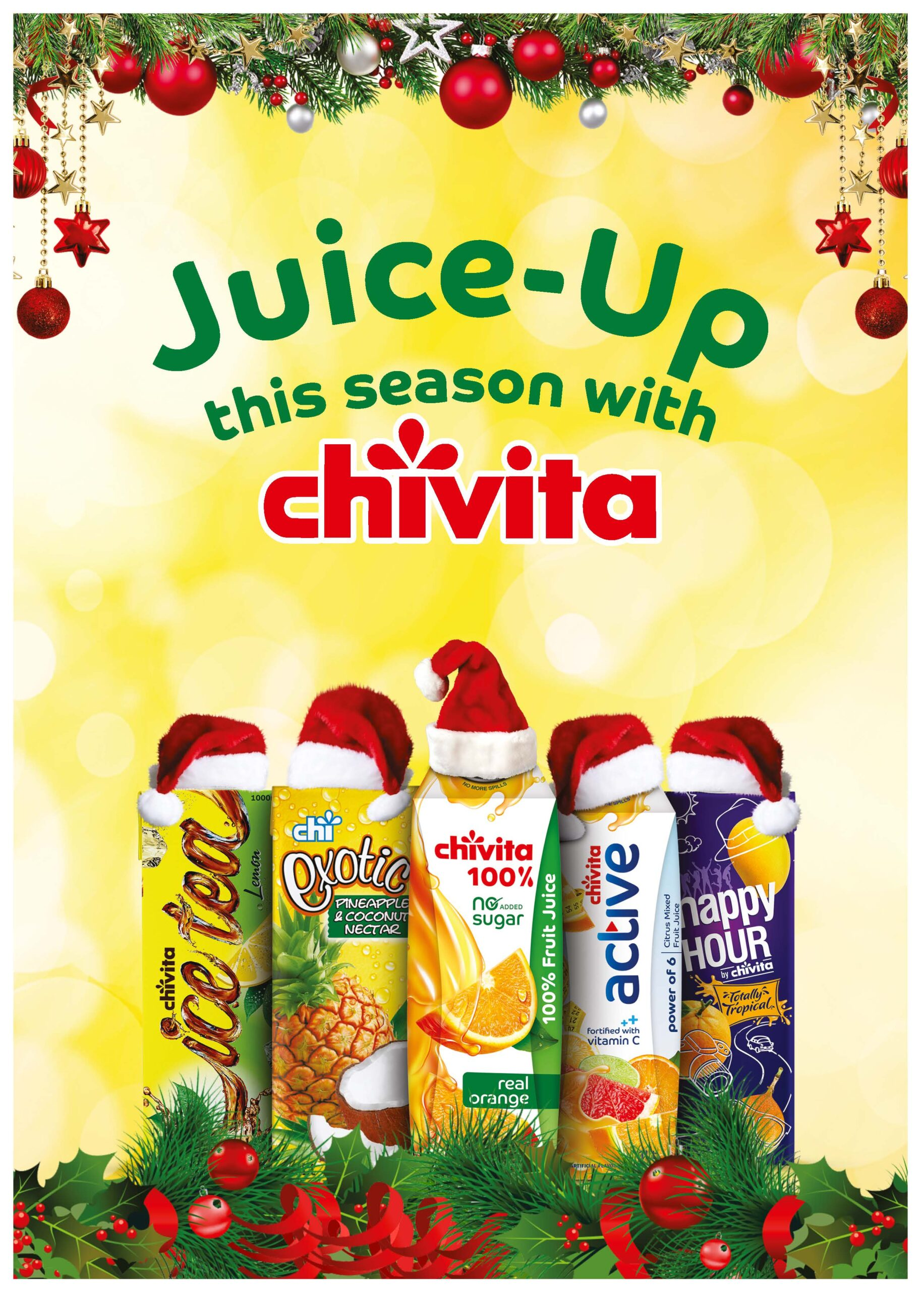 "Chivita Relaunches ""Juice up this Season with Chivita"" Campaign brandspurng"
