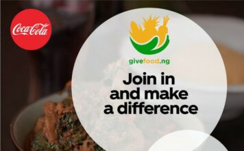 Coca-Cola Partners GiveFood.ng, Pledges N19 Million to Relief Platform Brandspurng