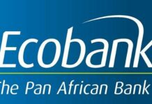 Ecobank reports 87% drop in Profit After Tax to N10.3Bn in Q3 2020