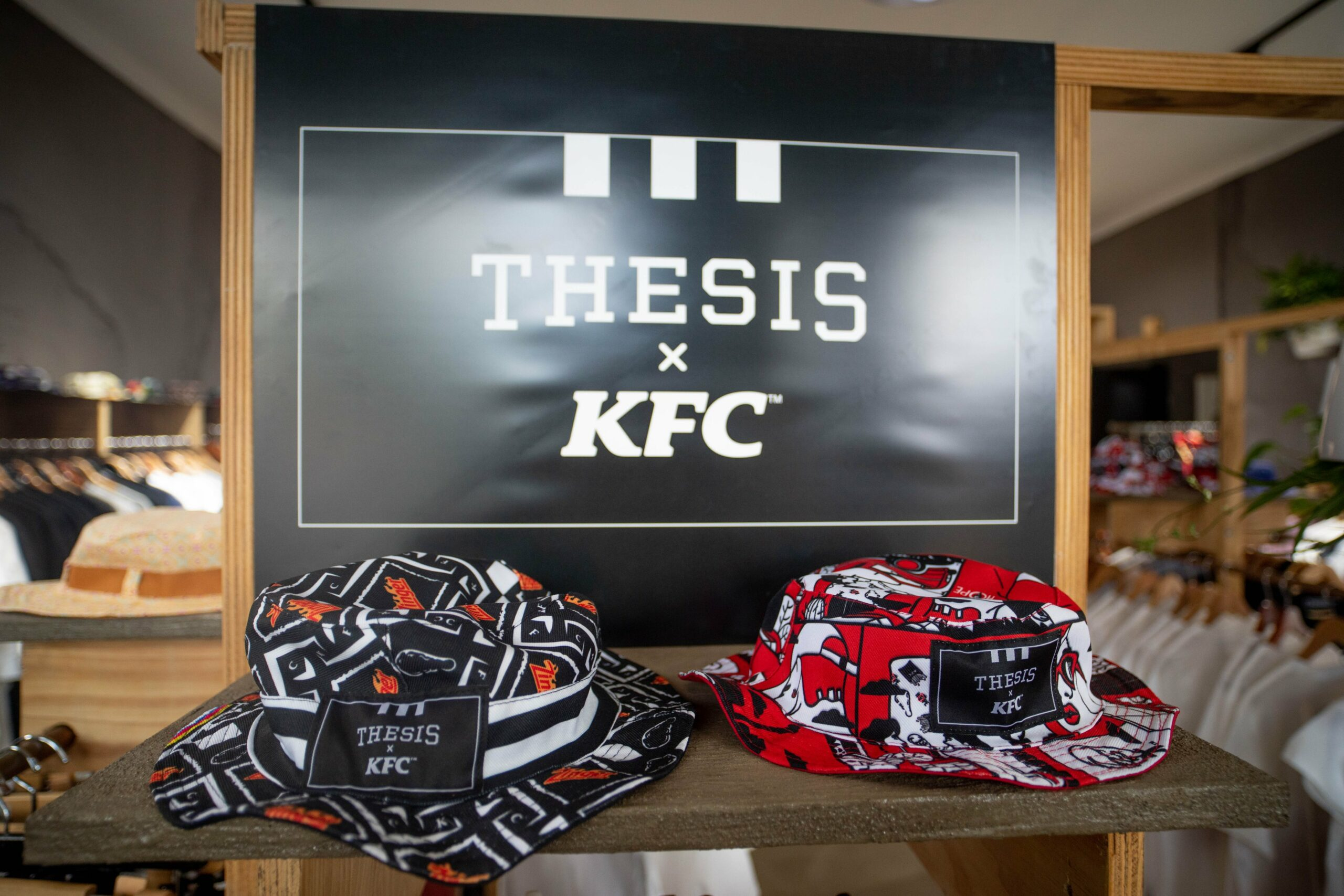 KFC teams up with local designers to mark 50-year milestone (Photos) Brandspurng