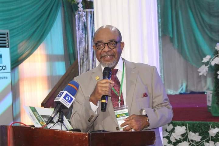 LASUTH CMD Berates Gender-Based Violence during MWAN 43rd AGM and Scientific Conference Brandspurng