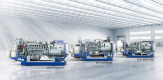 MTU Series 500 Brandspurng Rolls-Royce introduces new MTU gas engine Series 500 for Power Generation