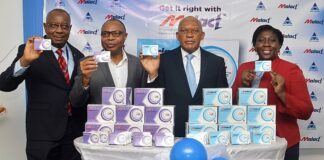 May and Baker Launches Malact to Combat Malaria Brandspurng