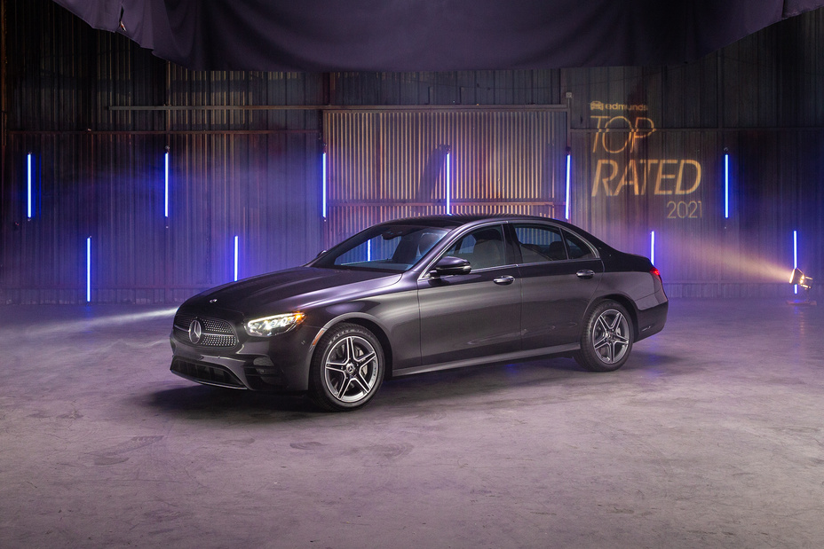 Mercedes-Benz models earn Top Rated Luxury Sedan and Top Rated Luxury SUV distinctions