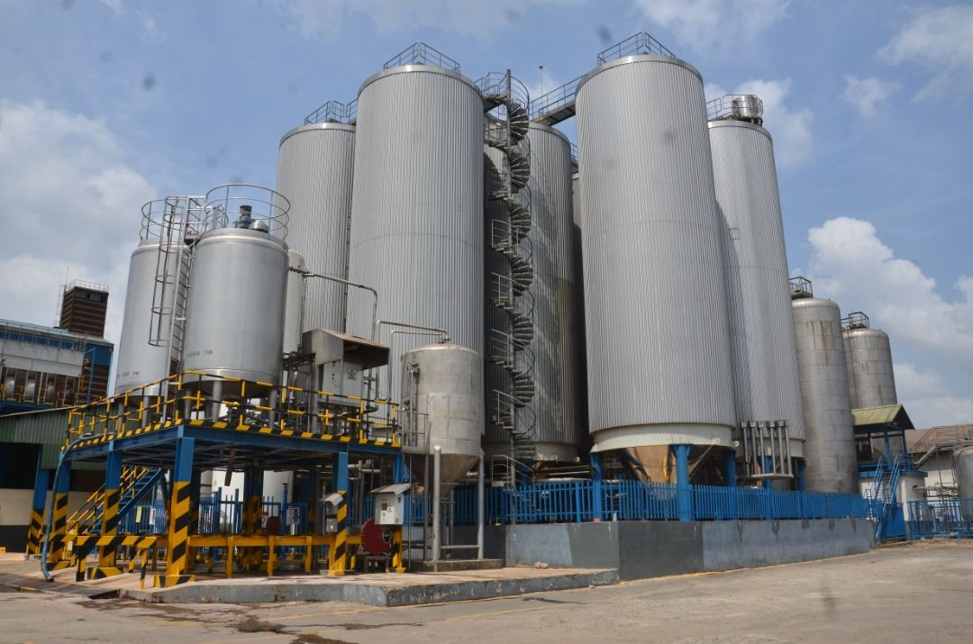 Nigerian Breweries Completes N5.1Bn automated PET line in Ogun State (Photos) Brandspurng