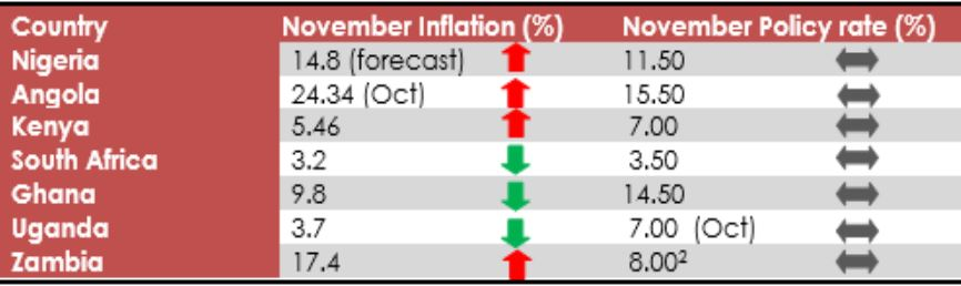 Nigeria's Inflation - galloping towards 15% Brandspurng1
