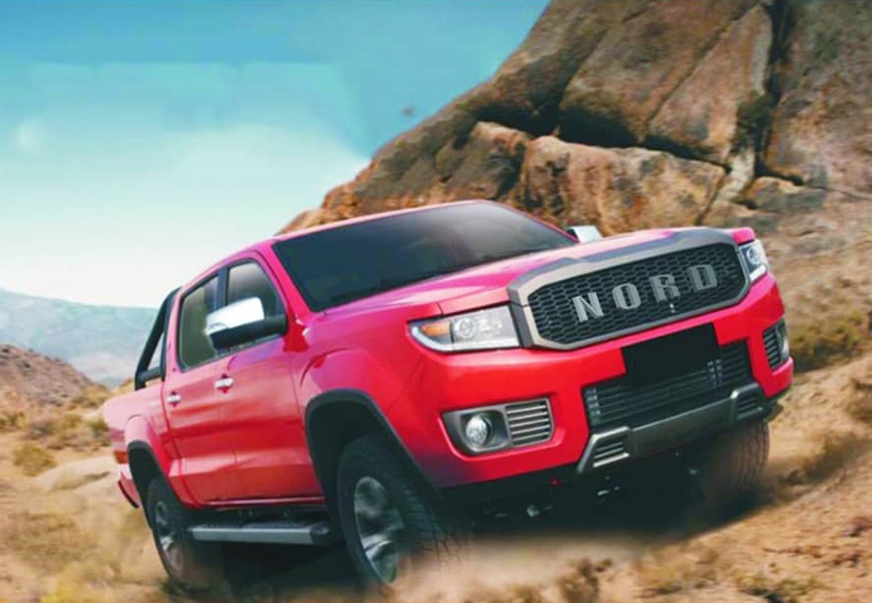 Nord Automobiles Launches Five Models Assembled in Nigeria Brandspurng4