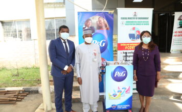 P&G, Safeguard® partners with the Ministry of Environment, Ministry of Water Resources to extend its global handwashing day campaign