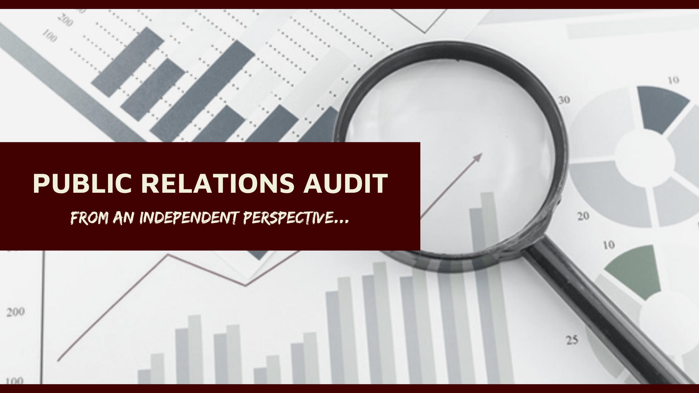 P+ Measurement Services reforms its PR Audit Agency report.