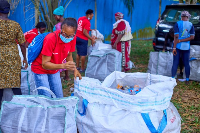 Recycle Points Takes Coca-Cola Sponsored 'Project Revive' To Sangotedo To Boost Environmental Sustainability Efforts Brandspurng