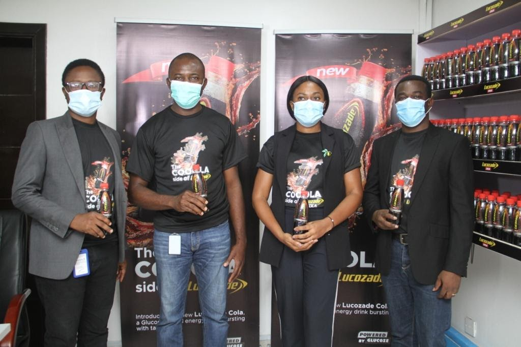 Suntory Beverage & Food Nigeria Launches Lucozade Cola Brandspurng