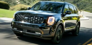 Telluride Names a Car and Driver 10Best for 2021