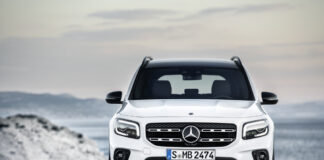 The all-new Mercedes-Benz GLB: For Family & Friends