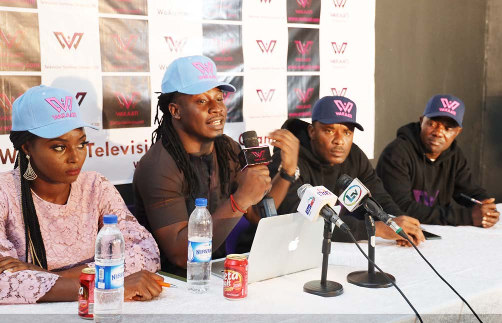 WAKAATI TELEVISION Brandspurng Wakaati Television Debuts on StarTimes, Makes Strong Statement To Reposition Entertainment Industry