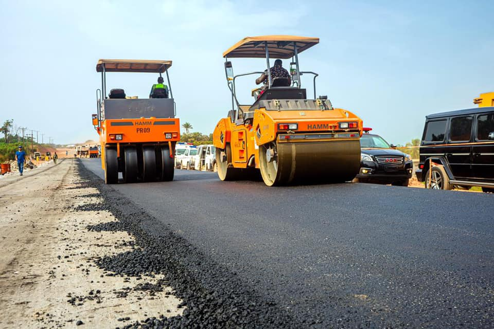 14.7km Ijebu Ode-Itamapako-Epe Road Reaches 65% Completion - Contractors (Photos)brandspurng