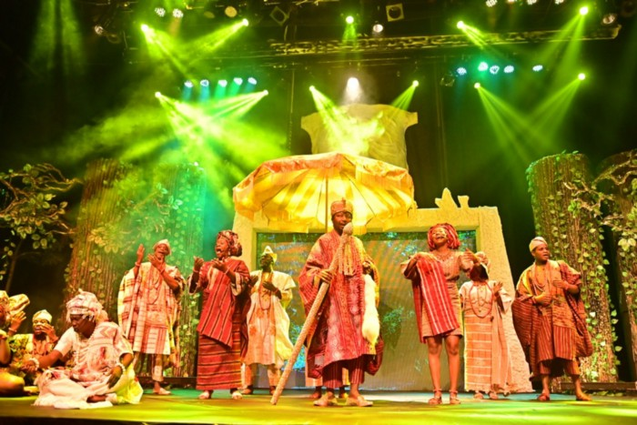 Bolanle Austen-Peters Production & MTN excite viewers with the Oluronbi Musical