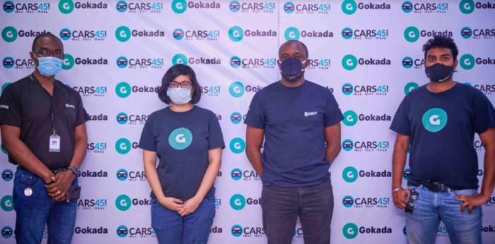 Cars45 And Gokada Announce Alliance To Drive Consumer Convenience Brandspurng1