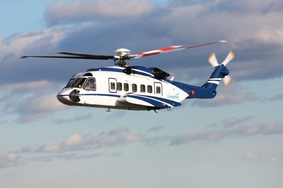 Caverton Helicopter Adds a Sikosky S-92 Helicopter to its Fleet Brandspurng