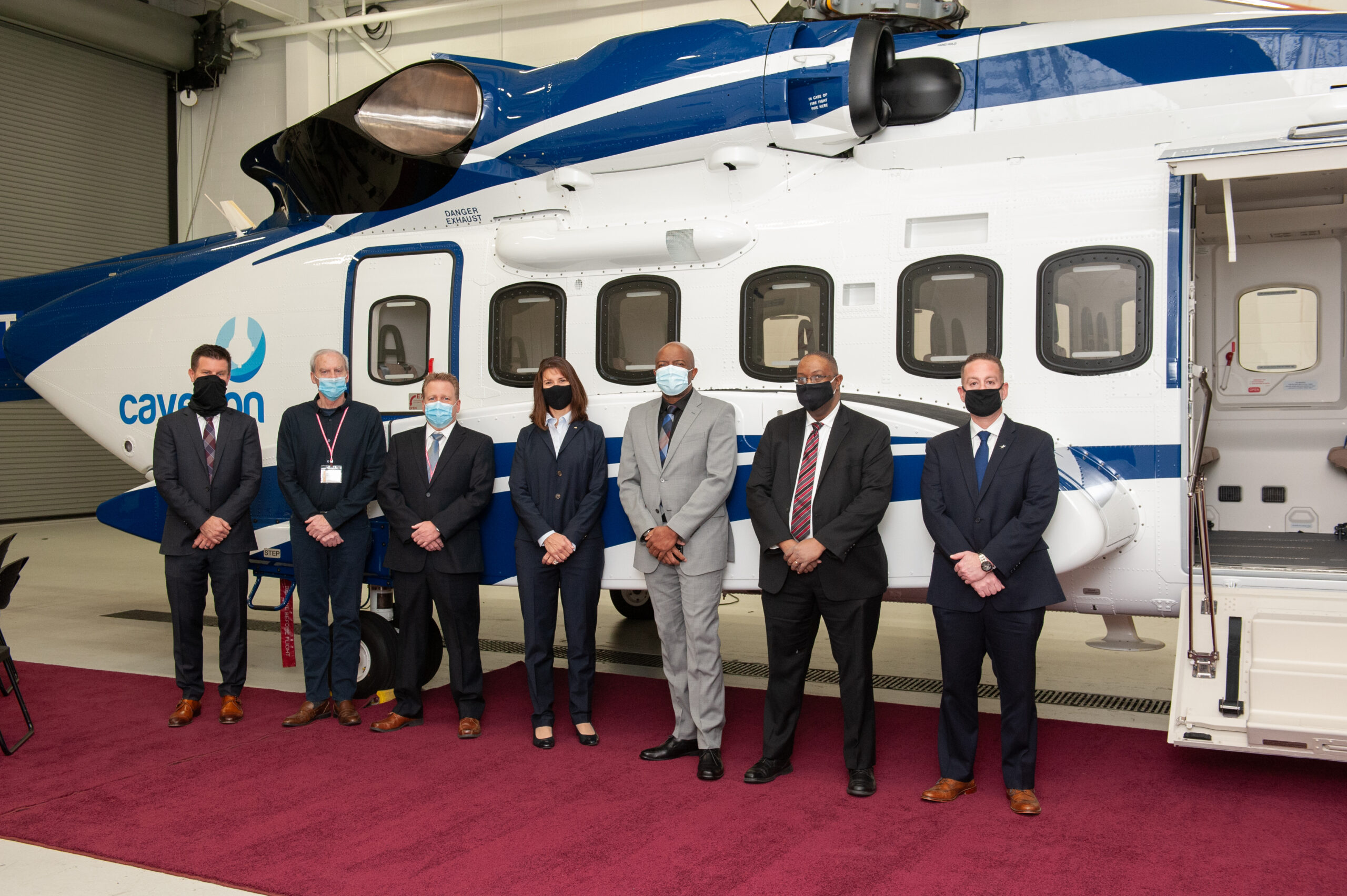 Caverton Helicopter Adds a Sikosky S-92 Helicopter to its Fleet Brandspurng1
