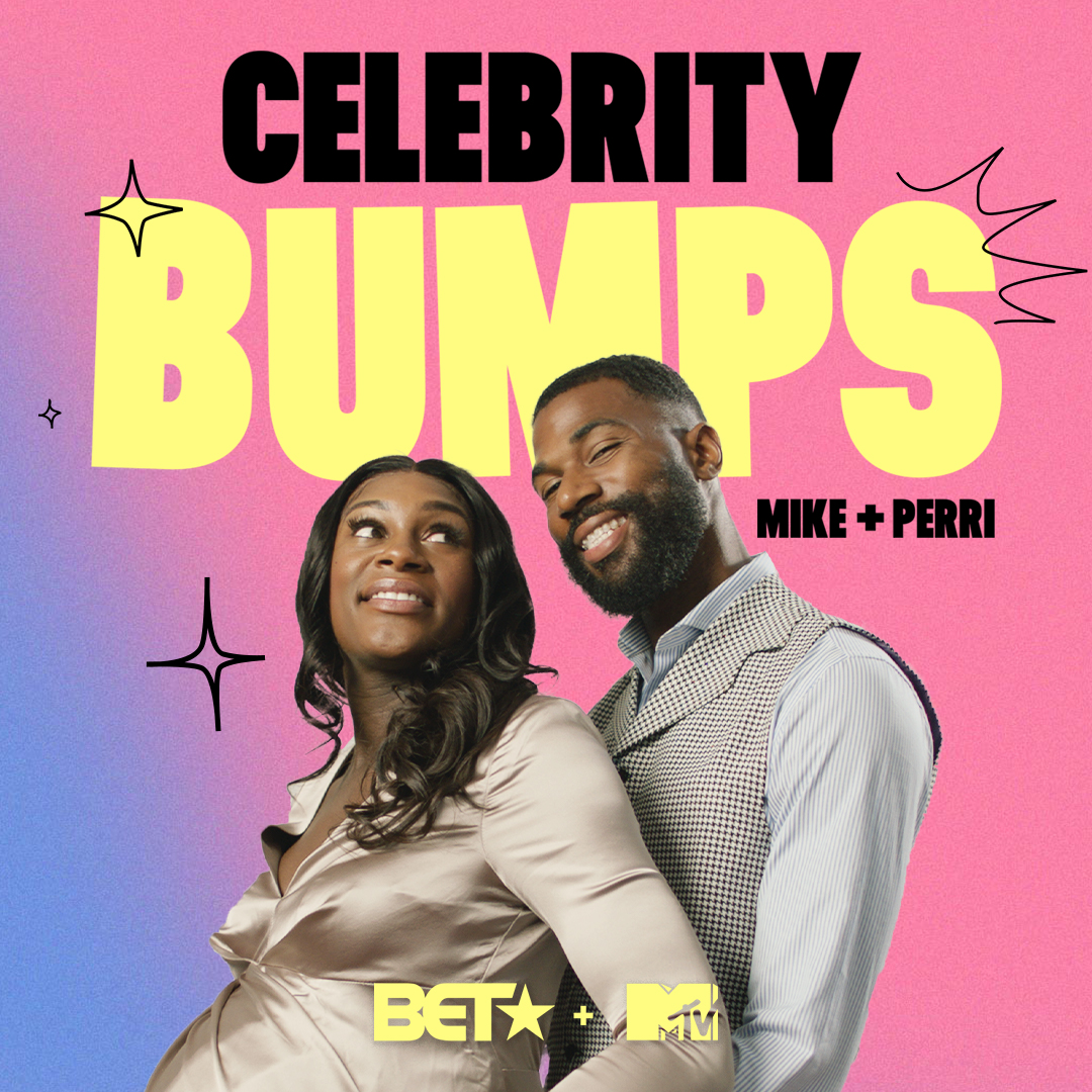 """Celebrity-Bumps-Mike-Edwards-And-Perri-ShakesDrayton-KOKO-TV-NG-12 Brandspurng MTV Base premieres """"Celebrity Bumps"""", a new reality TV show starring BBNaija's Mike Edwards and wife, Perri"""