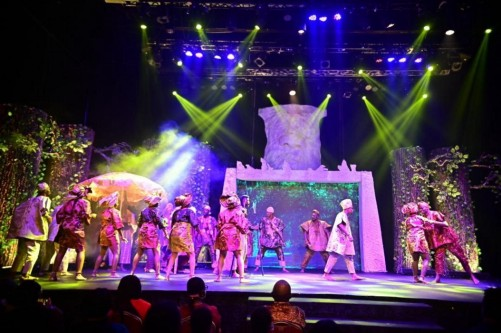 Check out some amazing shots from Oluronbi the Musical (Photos) - Brand Spur