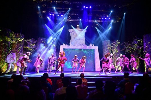 Check out some amazing shots from Oluronbi the Musical Brandspurng1