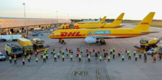 DHL Express is a Global Top Employer 2021 Brandspurng