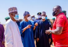 FG To Establish 6 Correctional Facilities (Photos)