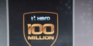 Hero Motocorp Surpasses The Monumental 100 Million Cumulative Production Milestone Brandspurng1