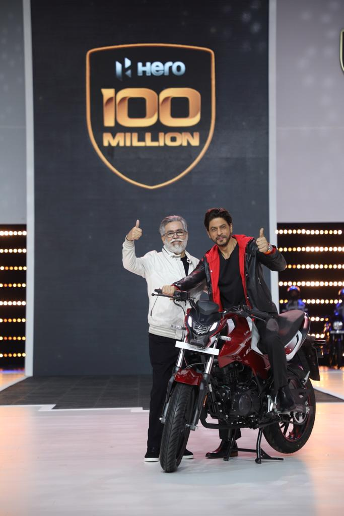 Hero Motocorp Surpasses The Monumental 100 Million Cumulative Production Milestone - Brand Spur