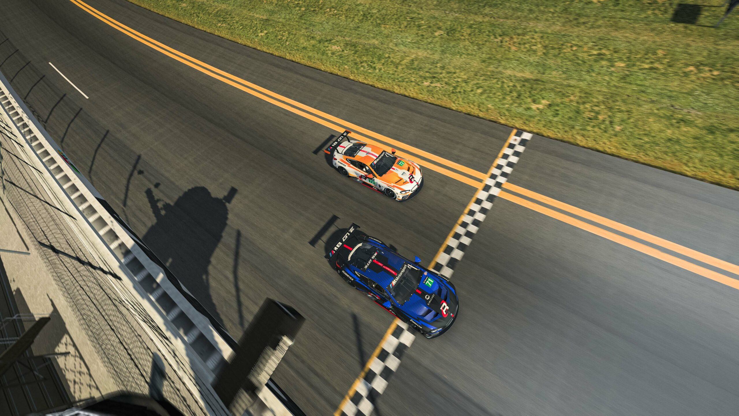 January delivers first highlights of the racing year for BMW Motorsport SIM Racing teams Brandspurng