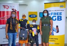 Joshua Agboola is MTN mPulse Hackathon Champion