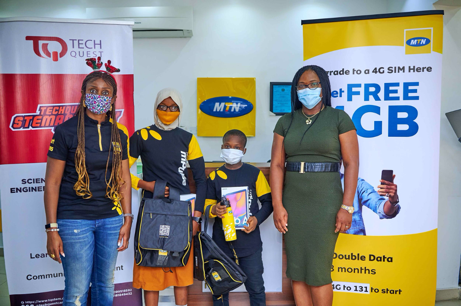 Joshua Agboola is MTN mPulse Hackathon Champion