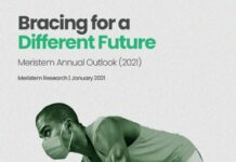 Meristem Annual Outlook 2021 Brandspurng Bracing for a Different Future