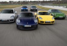 Porsche achieves robust level of deliveries in 2020 Brandspurng