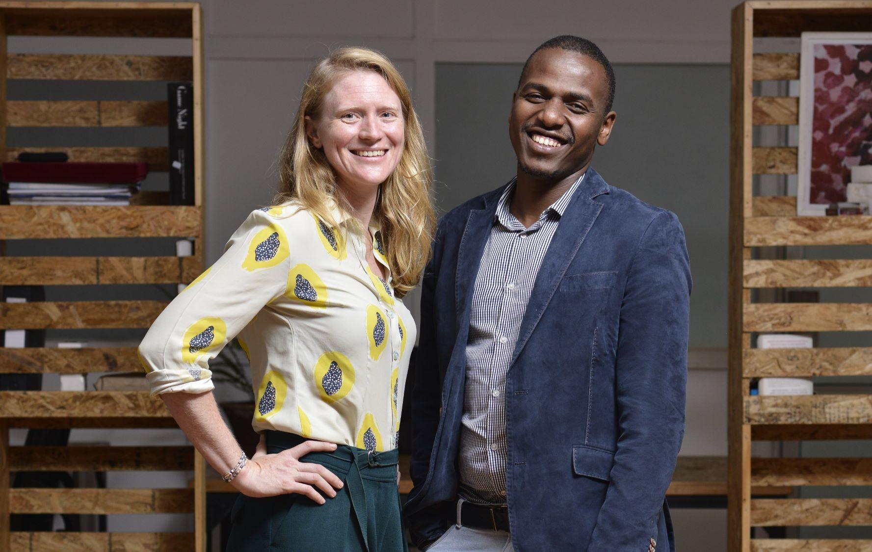Pula Co-Founders and Co-CEOs - Thomas Njeru & Rose Goslinga Brandspurng Pan-African Insurtech Startup Pula raises $6mn Series A