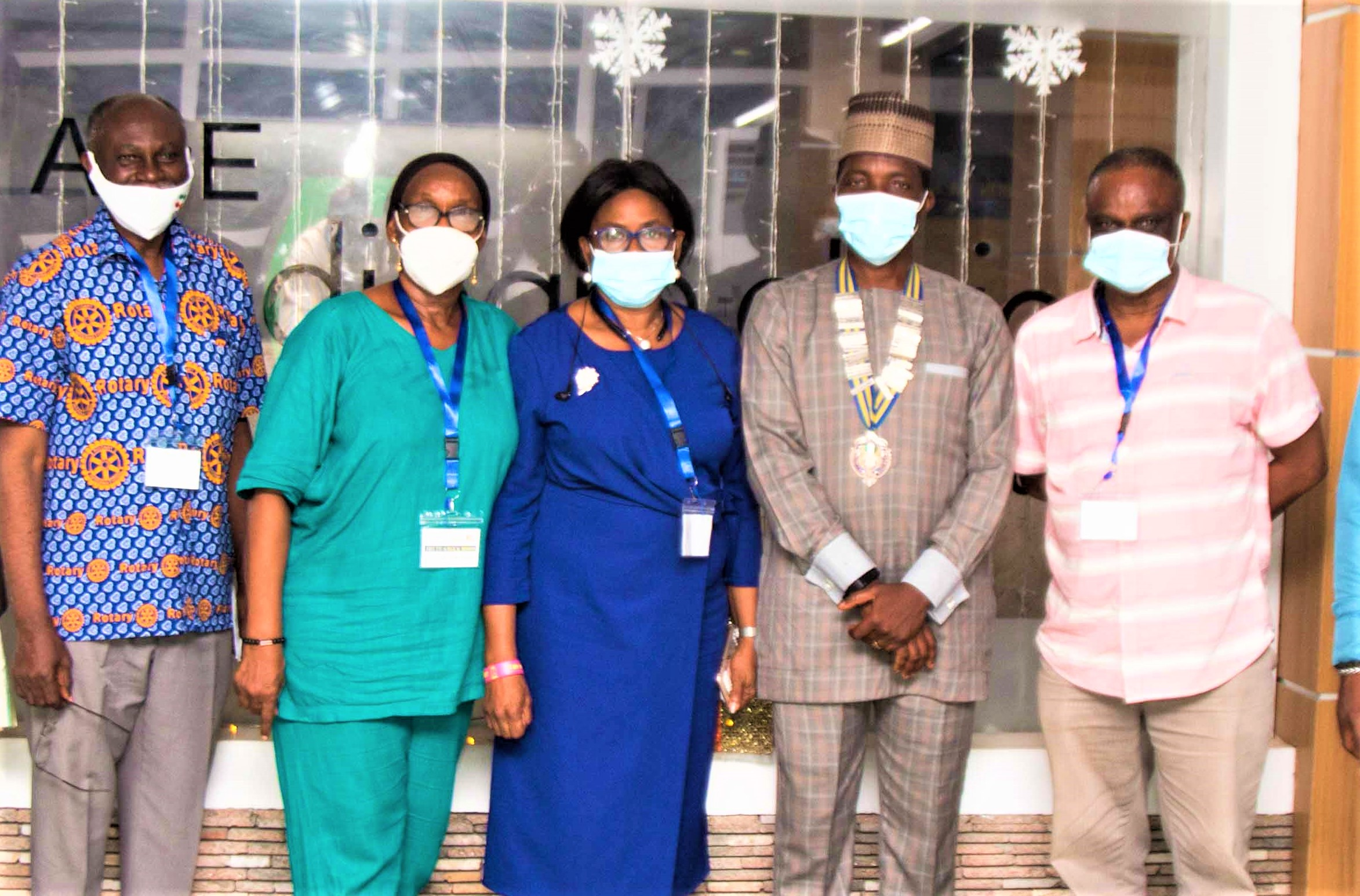 Rotary D9110 performs Free Cataract Surgeries on 100 Residents of Lagos and Ogun States brandspurng