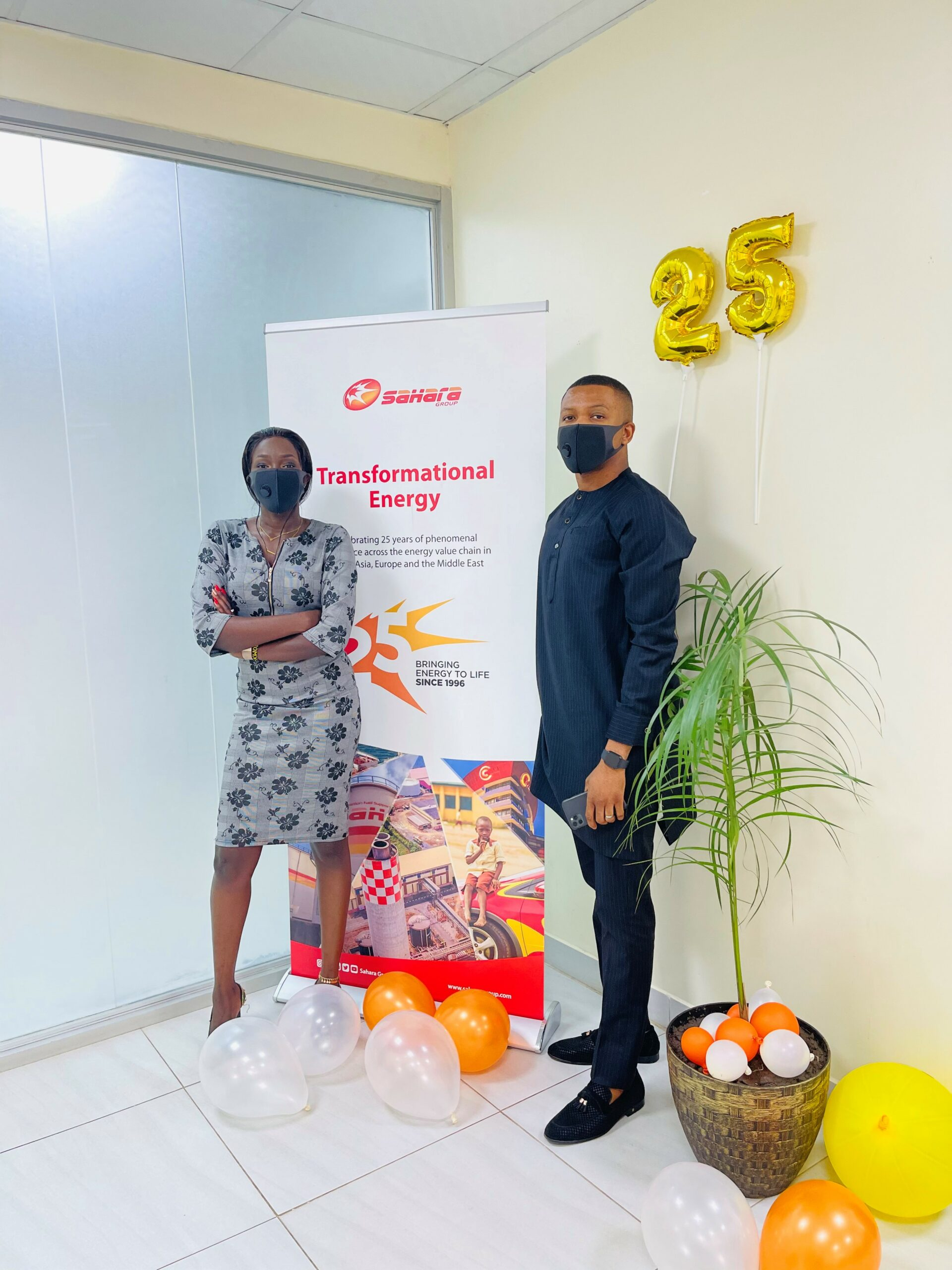 Sahara Group Celebrates 25 Years Of Global Expansion, Operational Efficiency Brandspurng1