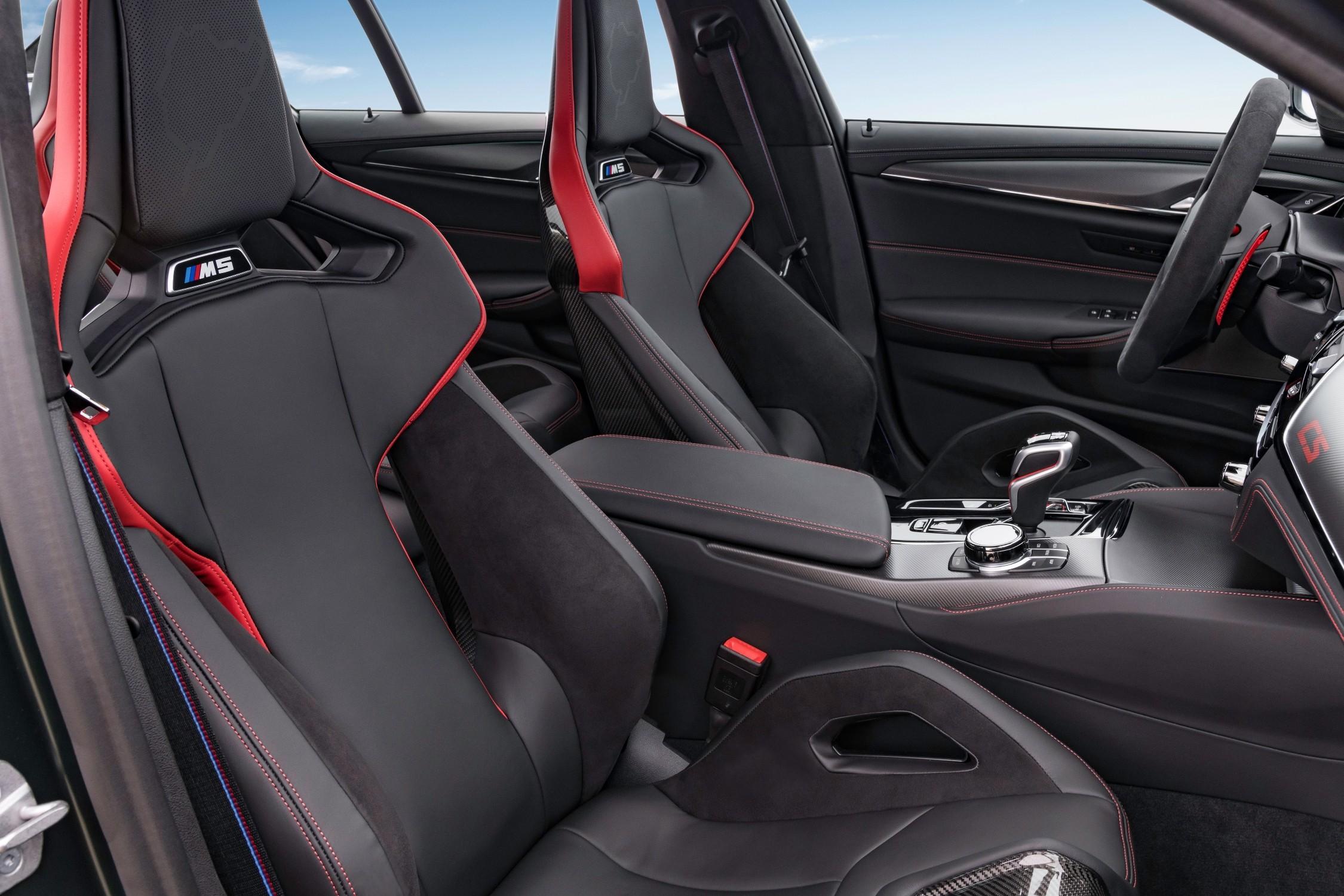 The new BMW M5 CS Brandspurng1