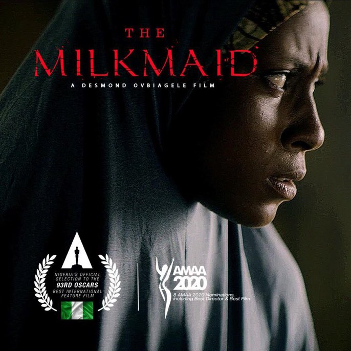'The Milkmaid' Confirmed Eligible As Nigeria's Submission For Oscars Brandspurng