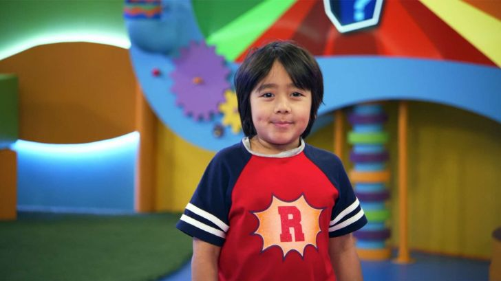 9-Year Old Ryan Kaji Is Highest Paid Youtube Star For 2019-2020 – $30M Brandspurng1