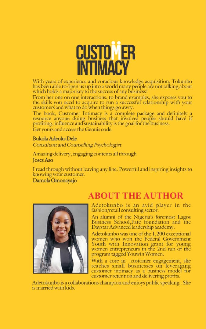 Adetokunbo Amosu launches book as she clocks 40 Brandspurng1