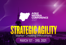 "Agile Nigeria To Hold 2021 Conference With The Theme ""Strategic Agility – Market Creating Innovations"" Brandspurng1"