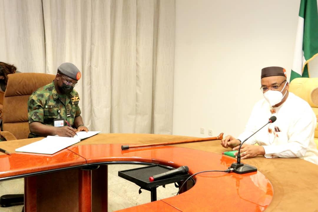 Air Traffic School: Akwa Ibom State Partners Nigerian Airforce