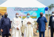 Avuru Foundation Brandspurng AA Foundation Advocates Quality Education in Nigeria at the Groundbreaking of New Jesuit College in Delta State
